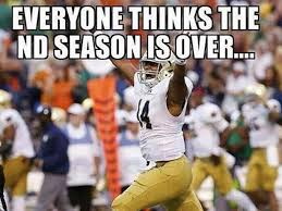Texas Tech Memes - the 9 best memes fans posted after notre dame s win over georgia