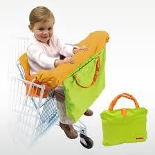 siege pour caddie amazon com beaba 940115 siège confort pour caddie vert