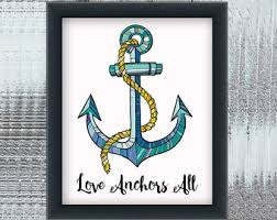 Love Anchors The Soulnautical Anchor - anchor love quote etsy