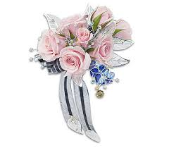 Royal Blue Corsage And Boutonniere Corsages U0026 Boutonnieres Delivery Glen Rock Nj Perry U0027s Florist