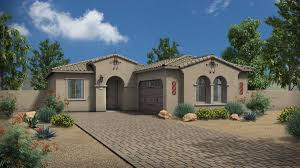 Desert Home Plans Cochise Plan 4211 Desert Crest At Center Pointe Vistoso Maracay