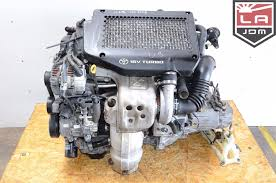 used toyota mr2 complete engines for sale