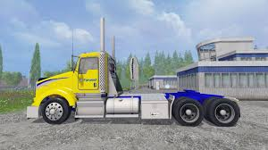 kenworth 2016 t800 pack for farming simulator 2015