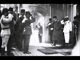 The Last Sultan Of The Ottoman Empire Mehmed Vi 36th And Last Sultan Of The Ottoman Empire