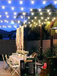 Patio String Lights Walmart Patio String Lights Walmart Outdoor Bistro Together With Timer