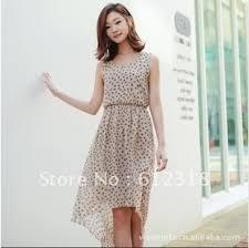 2012 women summer cute dot chiffon strapless casual dress
