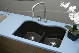 sinks black granite undermount kitchen sinks stainless steel sink
