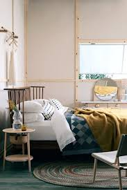 Scandinavian Inspired Bedroom White Wood Modern Scandi Bedroom Design Ideas Houseandgarden Co Uk