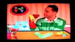 video blue u0027s clues uk button sock blue u0027s clues wiki