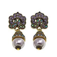 swag earrings heidi daus earrings hsn