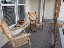 furniture winsome front porch with rocking chair picture of on