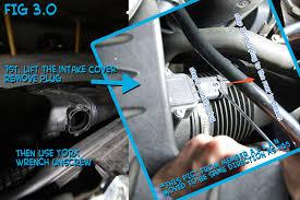 bmw maf sensor diy maf sensor cleaning