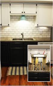 plug in under kitchen cabinet lighting cabinet ideas to build
