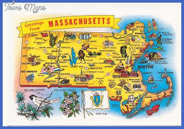 Massachusetts natural attractions images Massachusetts map tourist attractions map travel holiday jpg