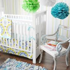 Blue And Yellow Crib Bedding Yellow And Blue Crib Bedding Cottage Nursery New Arrivals Inc