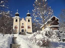 Wetter Bad Kalvarienbergkirche Bad Ischl Schöne Heimat Fotos Präsentiert