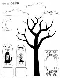 halloween printable crafts u2013 fun for christmas