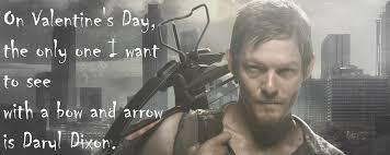 Walking Dead Valentine Meme - excellent happy valentines day walking dead ideas valentine gift