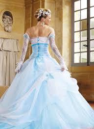 robe mari e robe de mariée blanche et bleu turquoise le de la mode