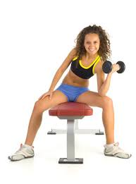 Bench Exercises With Dumbbells The Best Exercise Workouts With Dumbbells For A Woman U0027s Chest Woman
