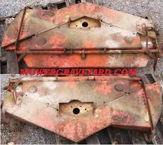 case lawn mower grave yard equipment used tractor parts salvage