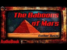Aunt Esther Meme - the baboons of mars funny sci fi shortstory by esther