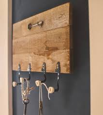 Key Home Decor Reclaimed Wood Key Rack Home Decor U0026 Lighting Hermitage
