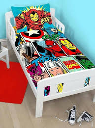 Marvel Double Duvet Cover Accessorize Your Bedroom Marvel Comics King Size Duvet Cover