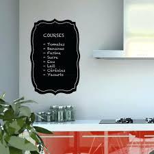 ardoise murale cuisine ardoise murale cuisine tableau recette cocktail mojito cuisine