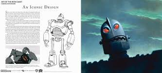 the iron giant the iron giant the art of the iron giant book by insight edi