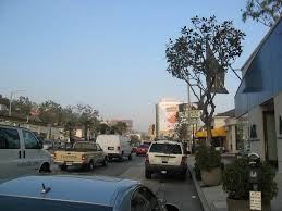 Sunset Tan West Hollywood The Roads In West Hollywood Ca Mapio Net