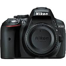 black friday dslr camera deals nikon d5300 dslr camera body only black walmart com
