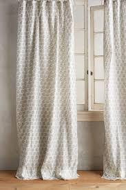 Anthropologie Ruffle Shower Curtain Embroidered Sari Silk Curtain Anthropologie