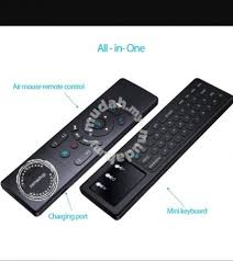android tv box remote t6 air mouse tv box remote for android tv