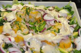 cuisiner haddock salade fraîcheur au haddock cru un an pour faire cooking out