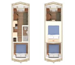 2 Bedroom Tiny House by 24 Tiny House Floor Plans 2 Bedroom Small 3 Bedroom House Floor
