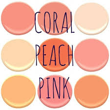 color of the week coral peach apricot u2013