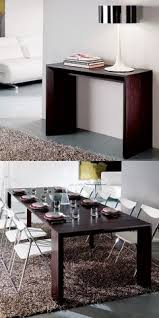 Dining Room Table For Small Space 30 Space Saving Folding Table Design Ideas For Functional Small