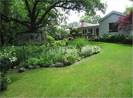 Backyard Fencing Ideas Homesfeed With Garden Layout Design  Idolza - Landscape designs for large backyards