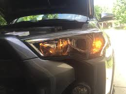 Saber Led Light Bar by Ddm Tuning Saber Led For Drl High Toyota 4runner Forum