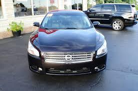 2010 nissan maxima sv plum sedan used car sale