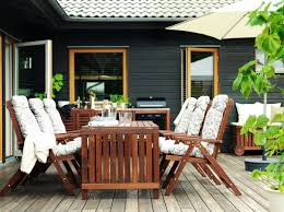 Patio Set With Reclining Chairs Design Ideas Patio Ideas Patio Furniture Small Spaces Outdoor Furniture