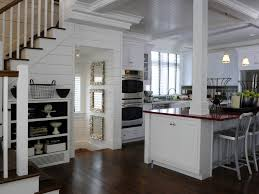 Cottage Designs by Kitchen Style Open Shelves Wood Countertops White Distressed