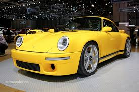 porsche ruf ctr2 ruf testing three incarnations of electric porsche 911 autoevolution