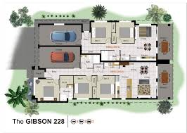 Metricon Floor Plans Single Storey by Best Dual Occupancy Home Designs Gallery Awesome House Design