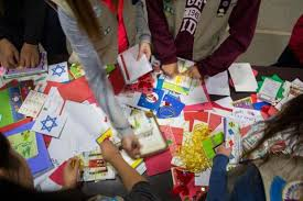 milpitas scouts lead massive effort to send holiday packages