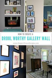 how to create a drool worthy gallery wall u2014 dapper house designs