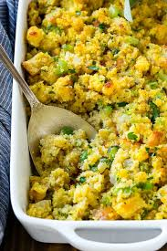 southern cornbread dressing dinner at the zoo