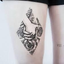 beautiful blackwork tattoos by artist uls metzger tattooblend