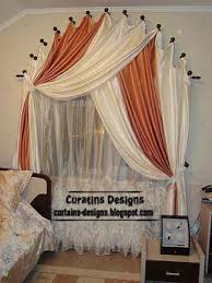 Window Curtains Design New Window Curtain Styles Attractive Curtain Designs For Bedroom